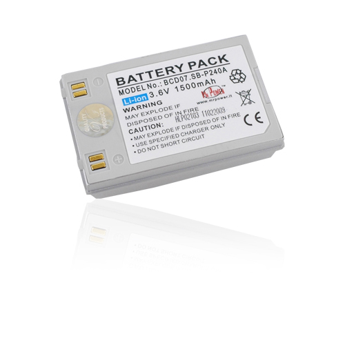 FOTO E VIDEO, BATTERIE FOTO VIDEO, SAMSUNG, COMPATIBILE